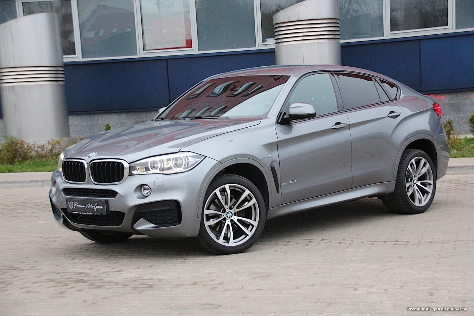 BMW X6 М  пакет