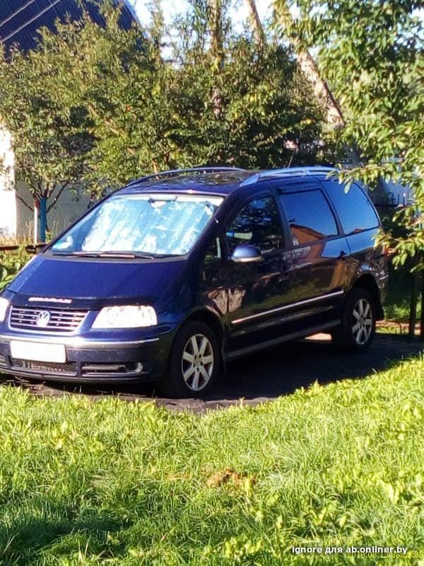Volkswagen Sharan GOAL 4motion