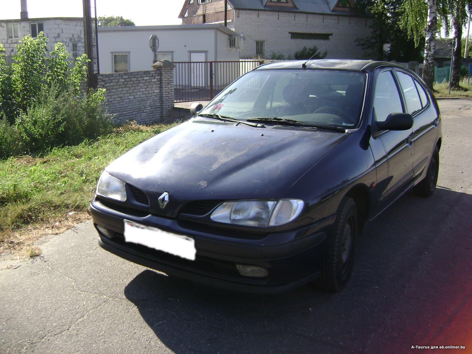 Renault Megane CL