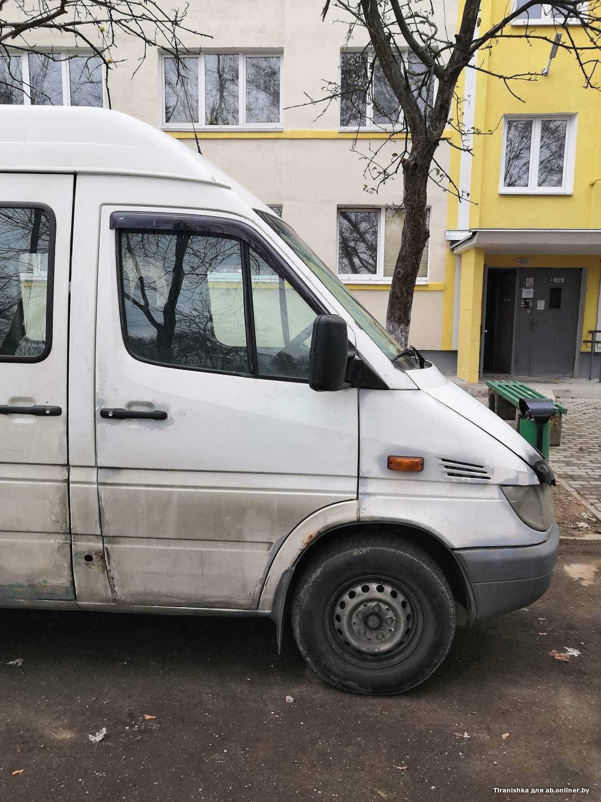 Mercedes-Benz Sprinter Грузопассажирск