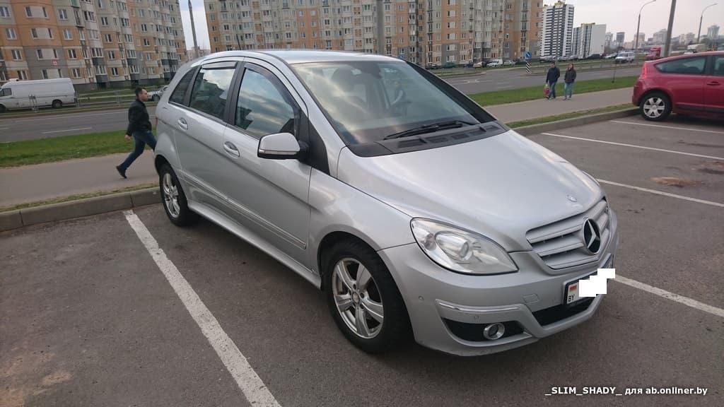 Mercedes-Benz B200 W245