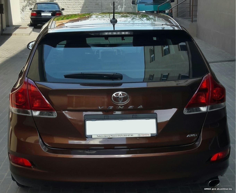 Toyota Venza AGV15L-AWTGKC