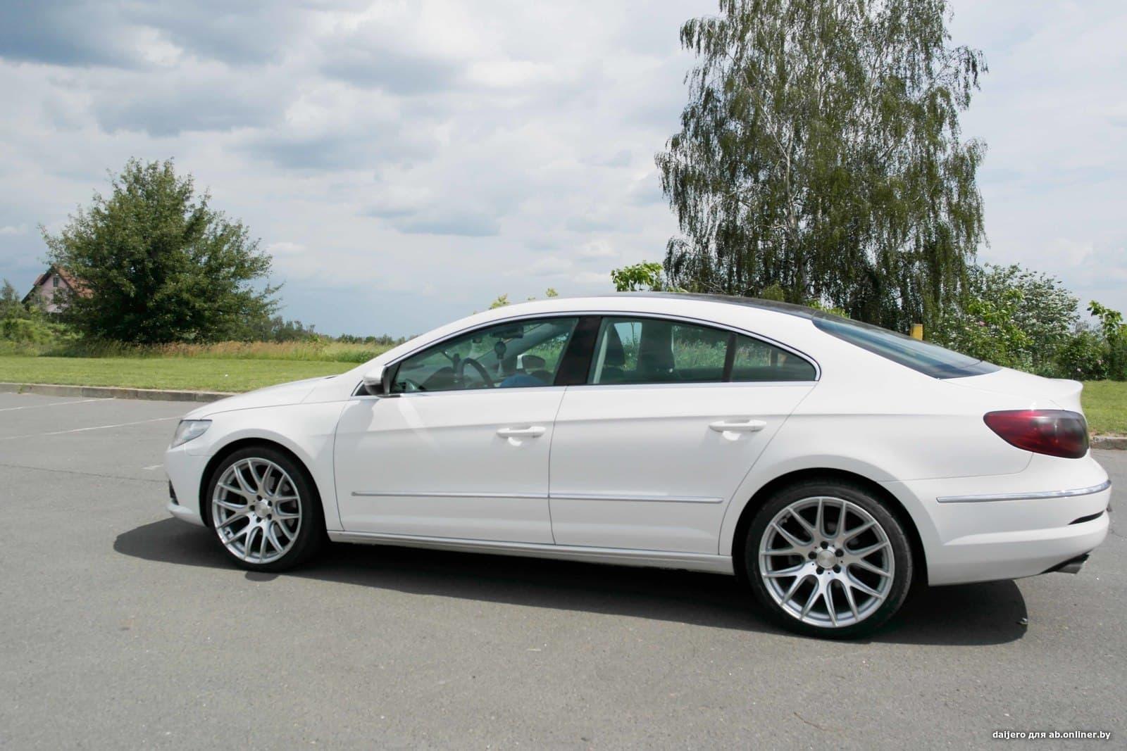 Volkswagen Passat CC SPORT TSI