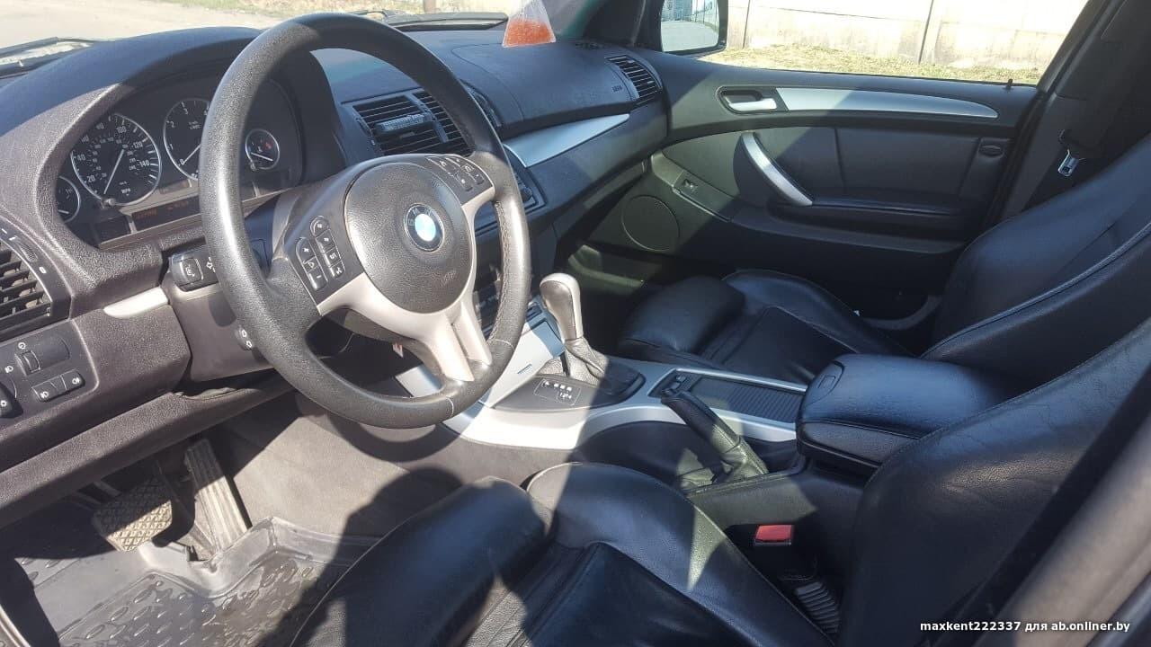 BMW X5 Aero