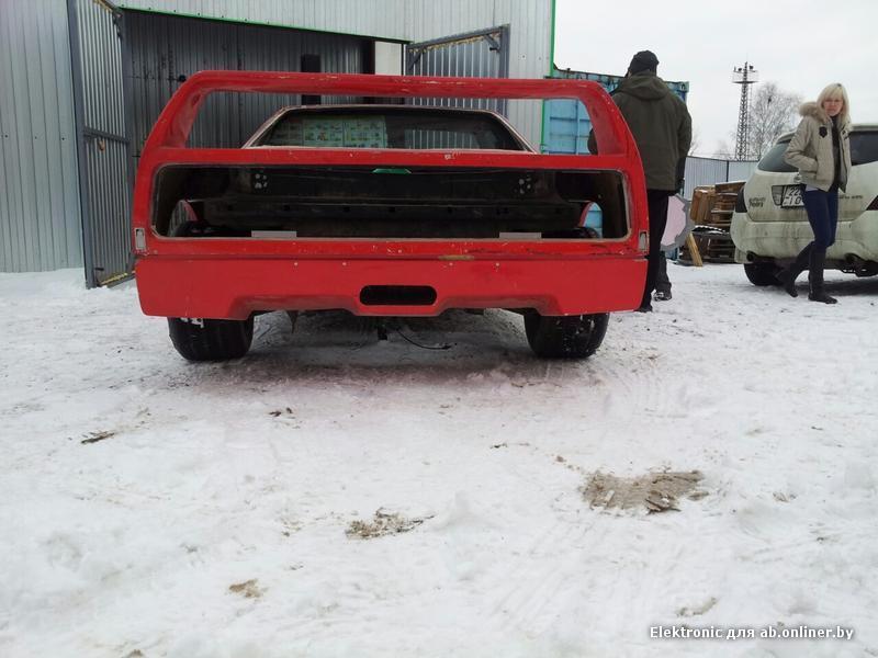 Pontiac Fiero Ferrari F40 kitcar