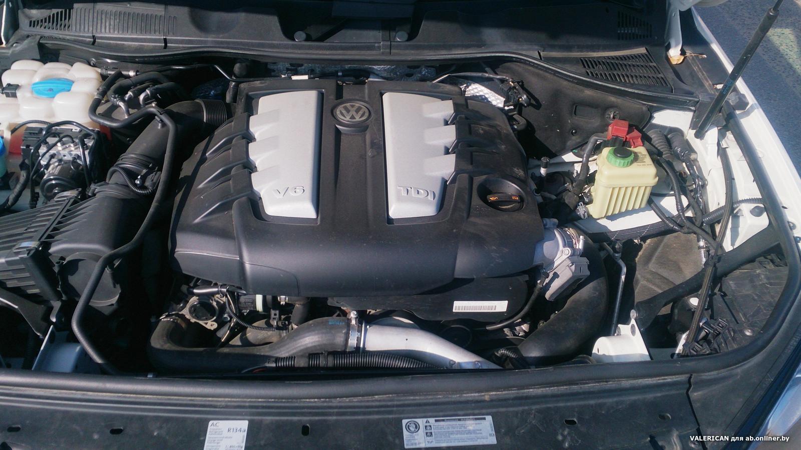 Volkswagen Touareg NF 3.0 TDI