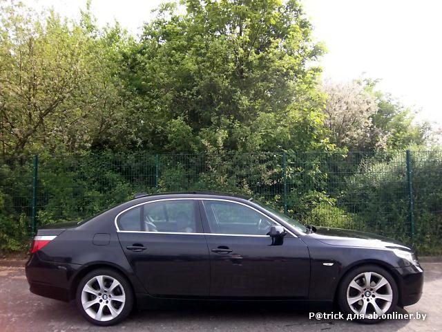 BMW 525 D M57 R18