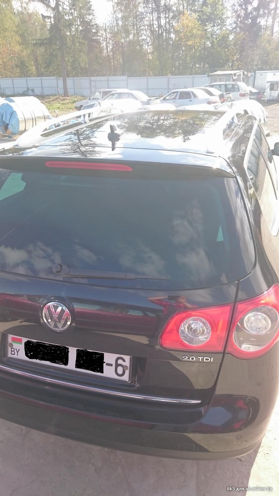 Volkswagen Passat 3c5