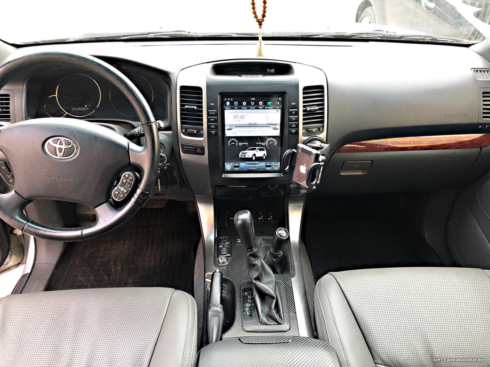 Toyota Land Cruiser Prado 120