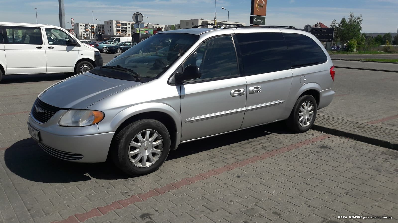 Chrysler Town&Country LX