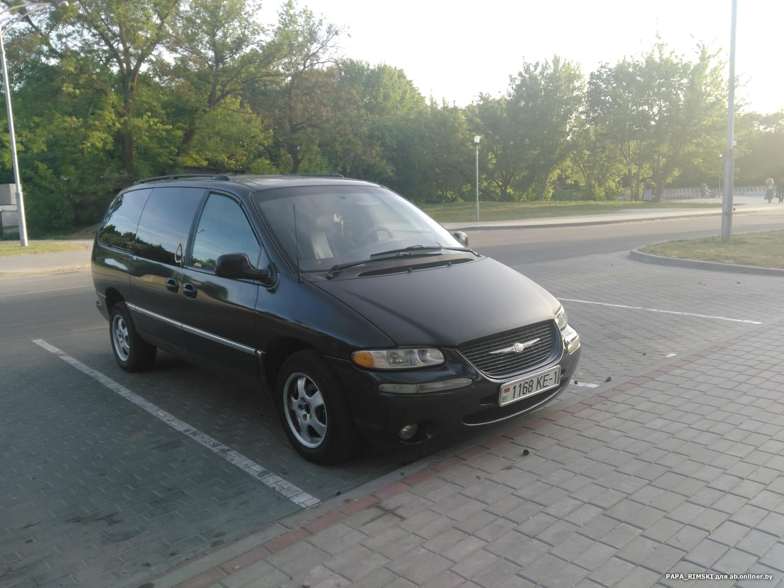 Chrysler Town&Country LXI (метан)