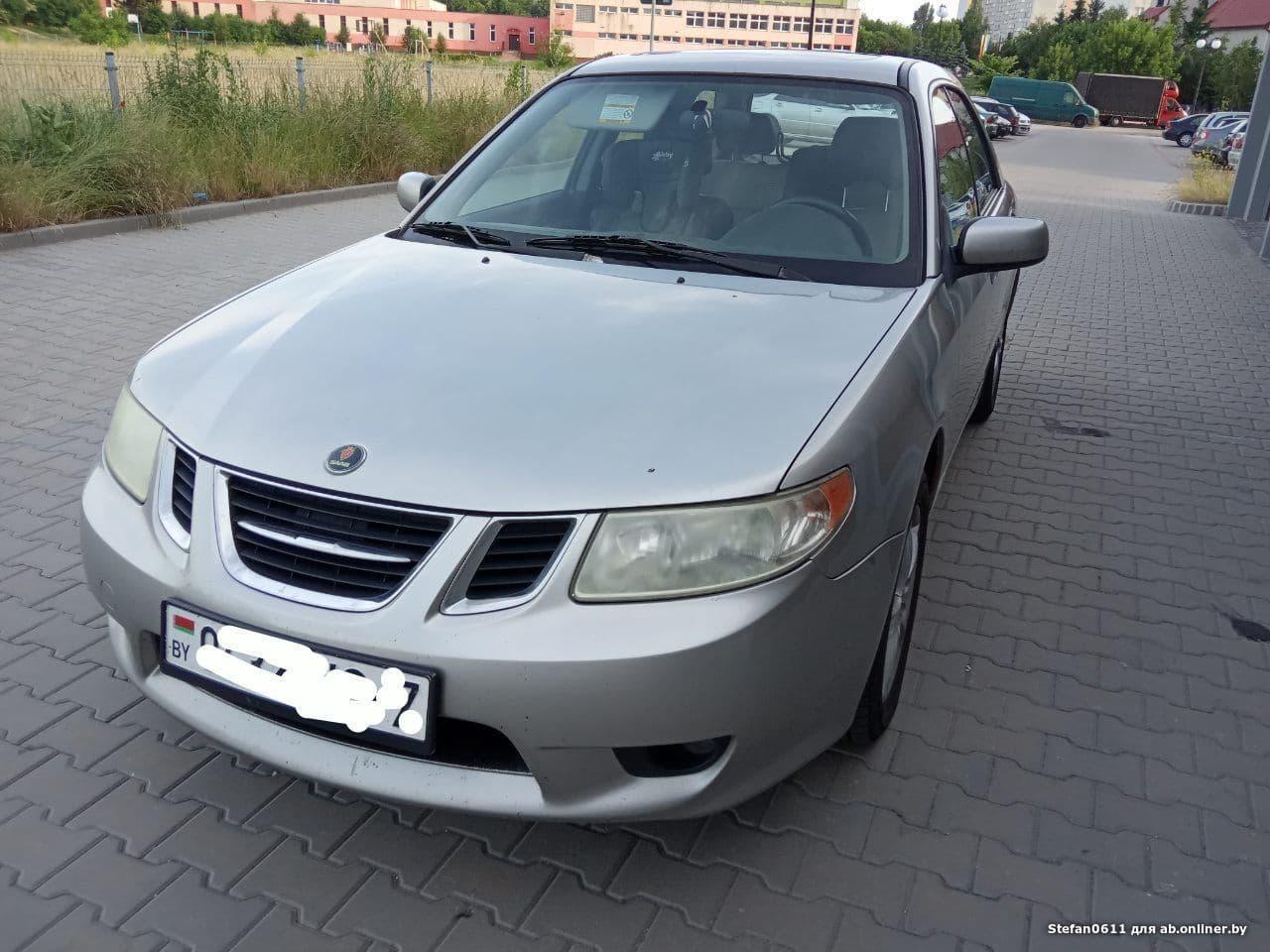 Saab 9-2X