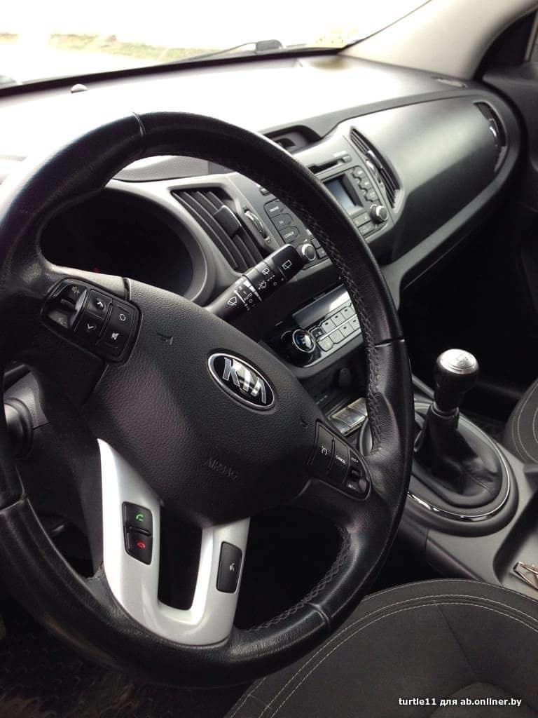 Kia Sportage 2WD