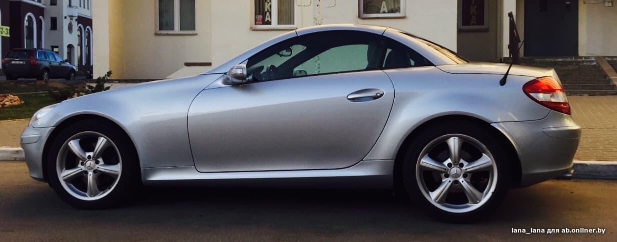 Mercedes SLK300