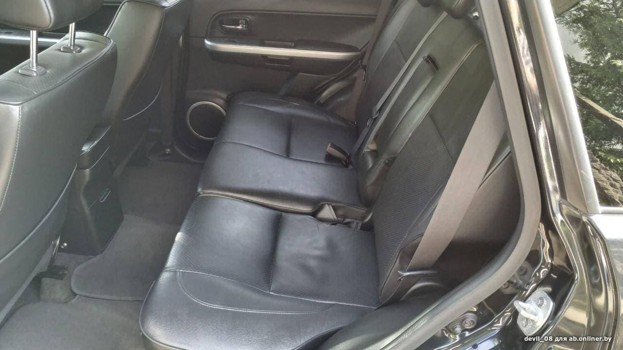 Suzuki Grand Vitara 3.2 V6