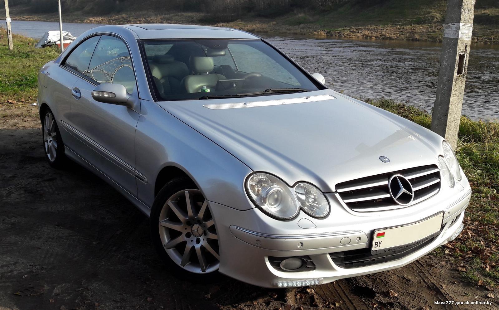 Mercedes CLK200 Avantgarde