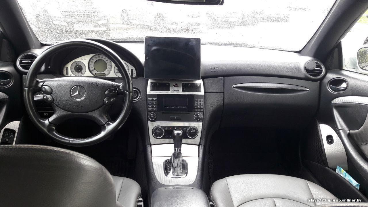 Mercedes-Benz CLK200