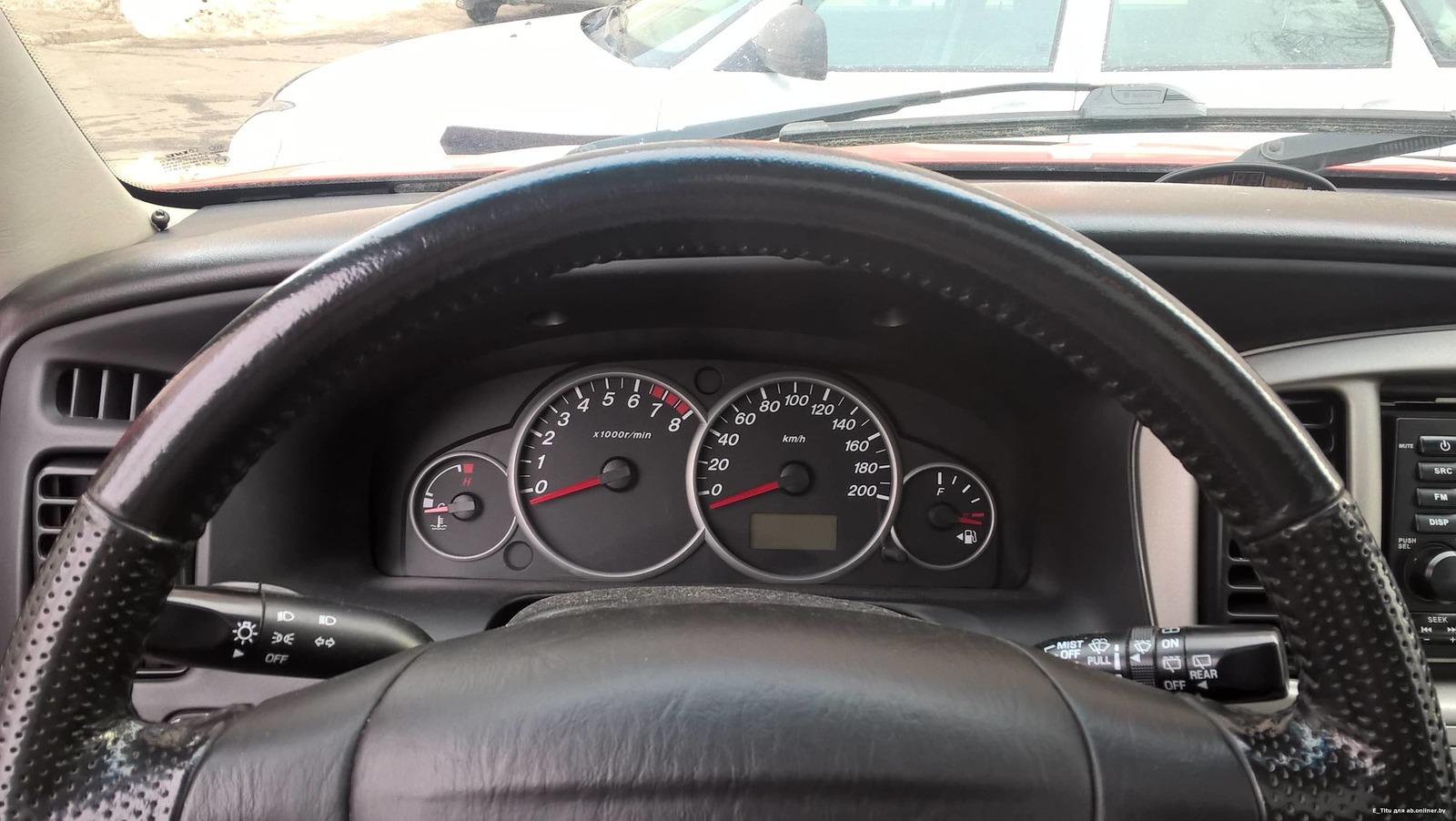 Mazda Tribute 4х4