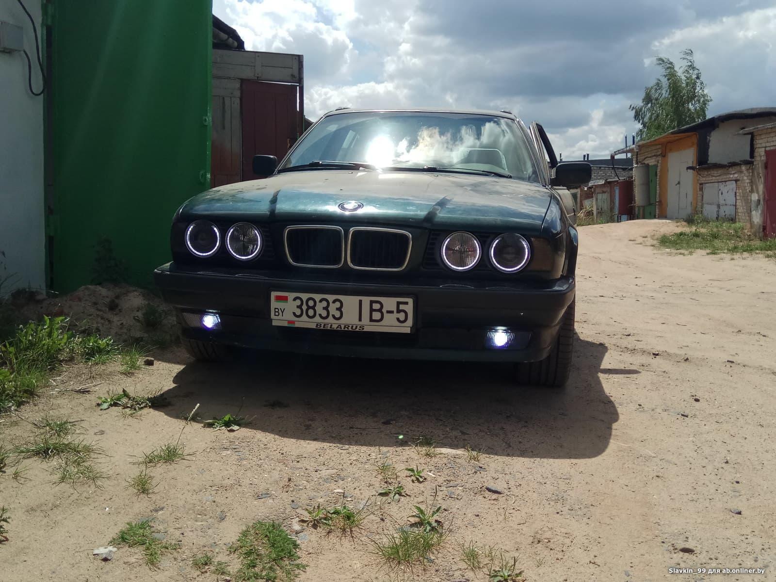 BMW 525 М50Vanos ОБМЕН на мо
