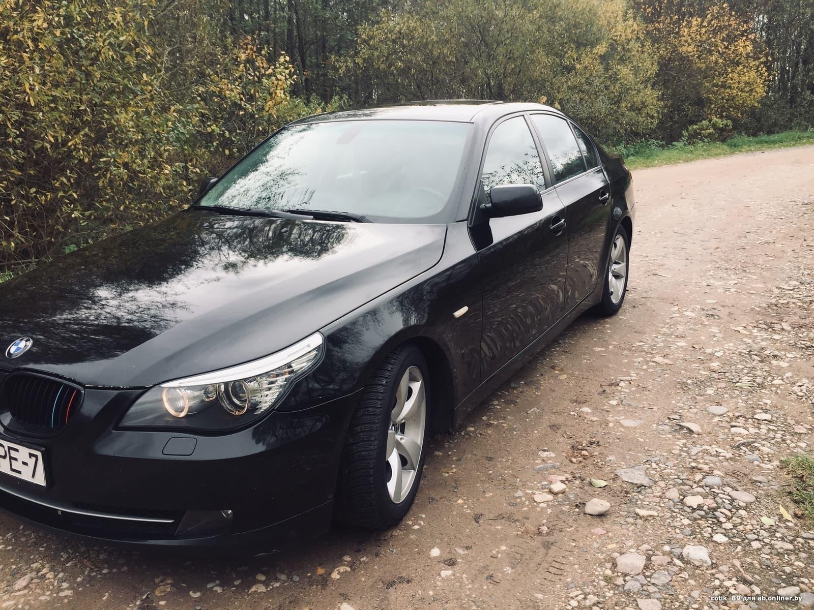 BMW 535 Biturbo