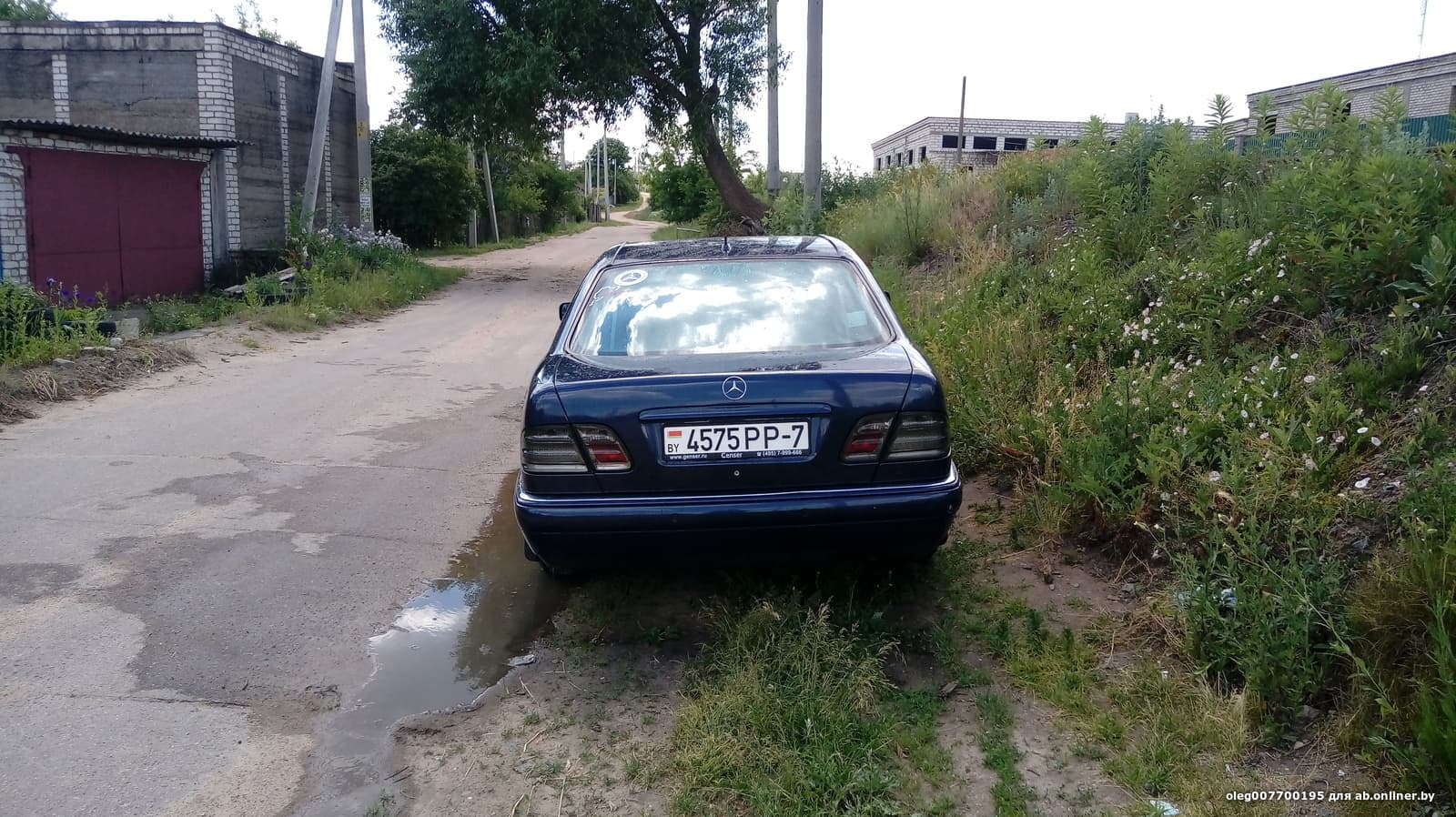 Mercedes E280 Avangarde