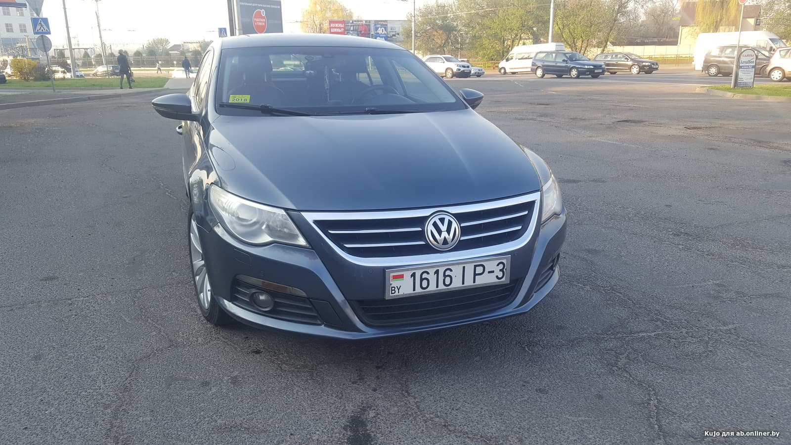 Volkswagen Passat CC Cbab 2.0 tdi