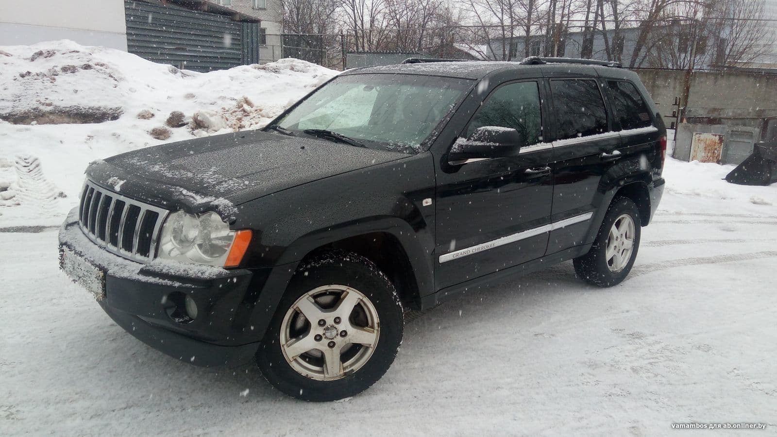 Jeep Grand Cherokee CRD LIMITED 4X4