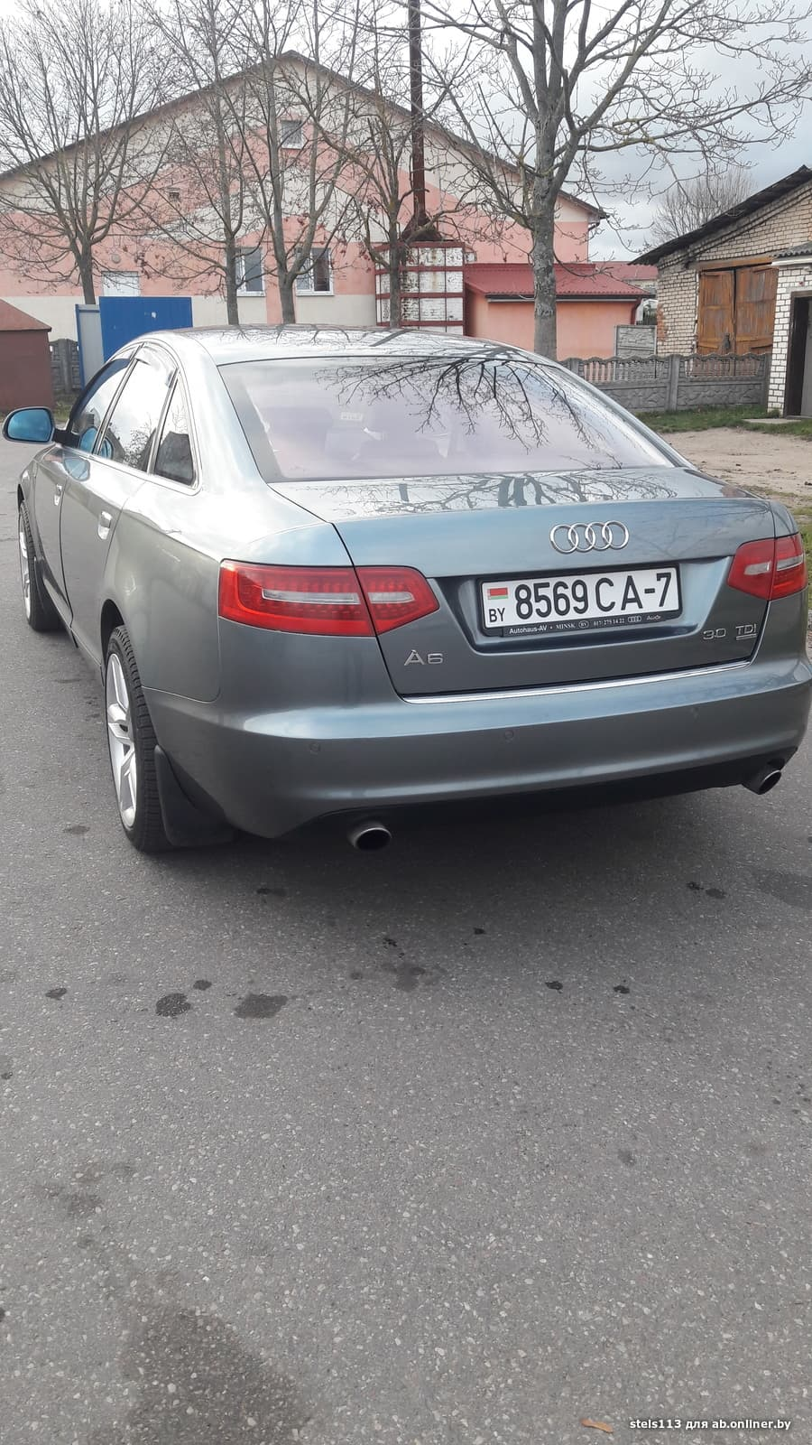 Audi A6 Рестайлинг S6