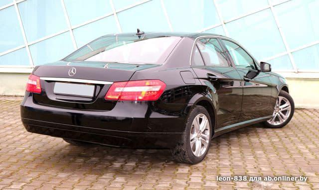 Mercedes E220 W212