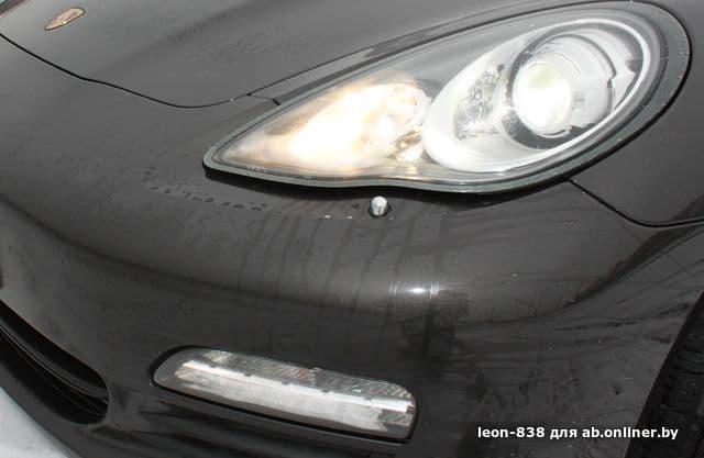 Porsche Panamera 3.6 V6