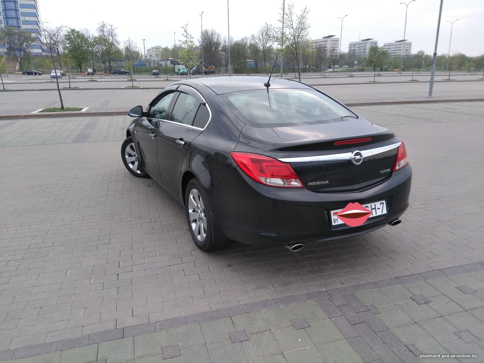 Opel Insignia TURBO COSMO