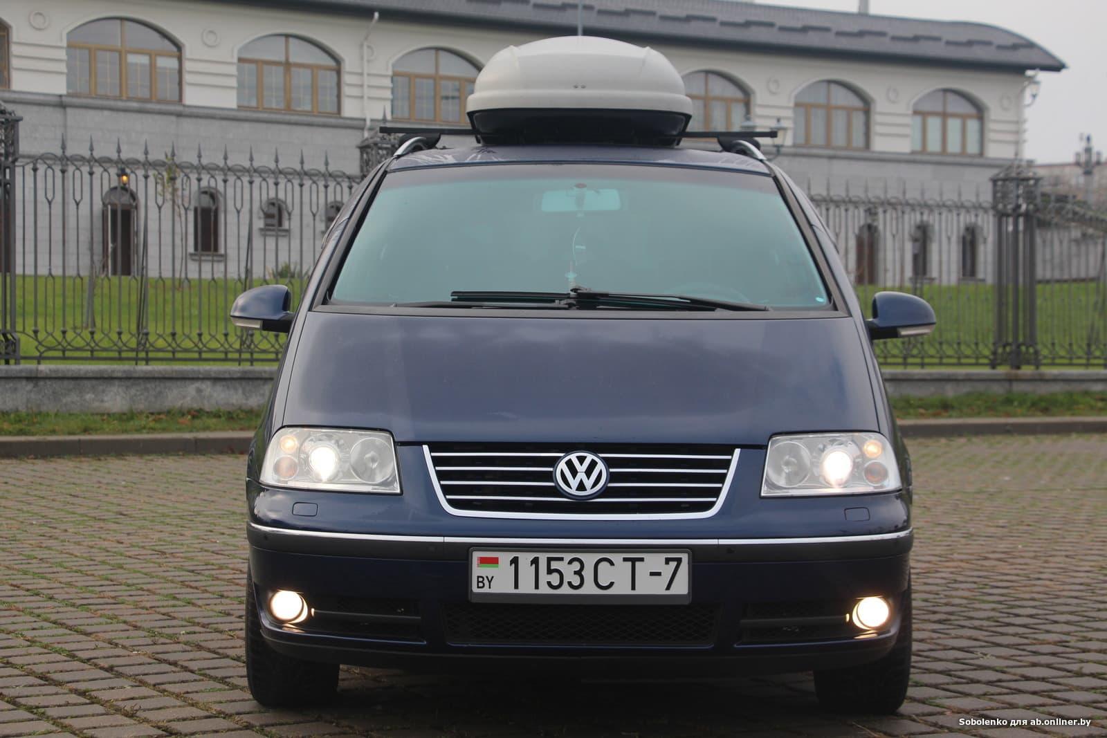 Volkswagen Sharan PKW