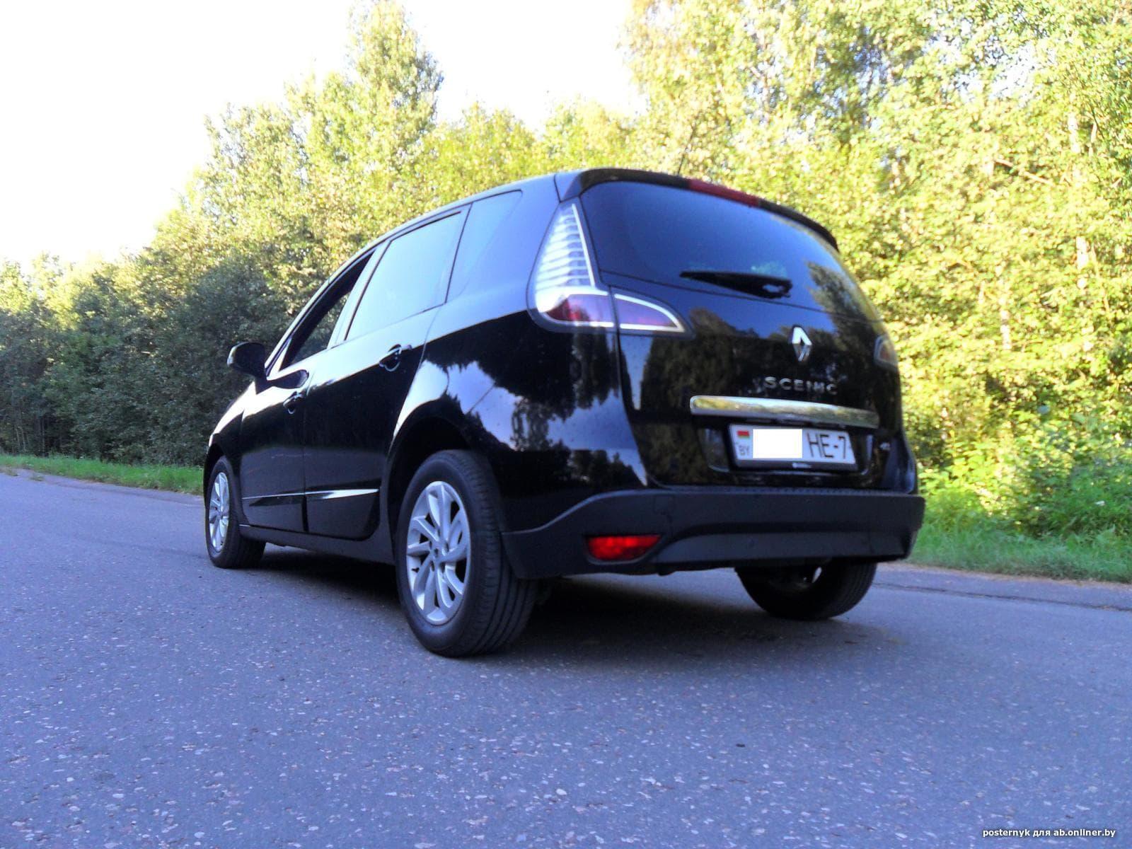 Renault Scenic III X-MOD