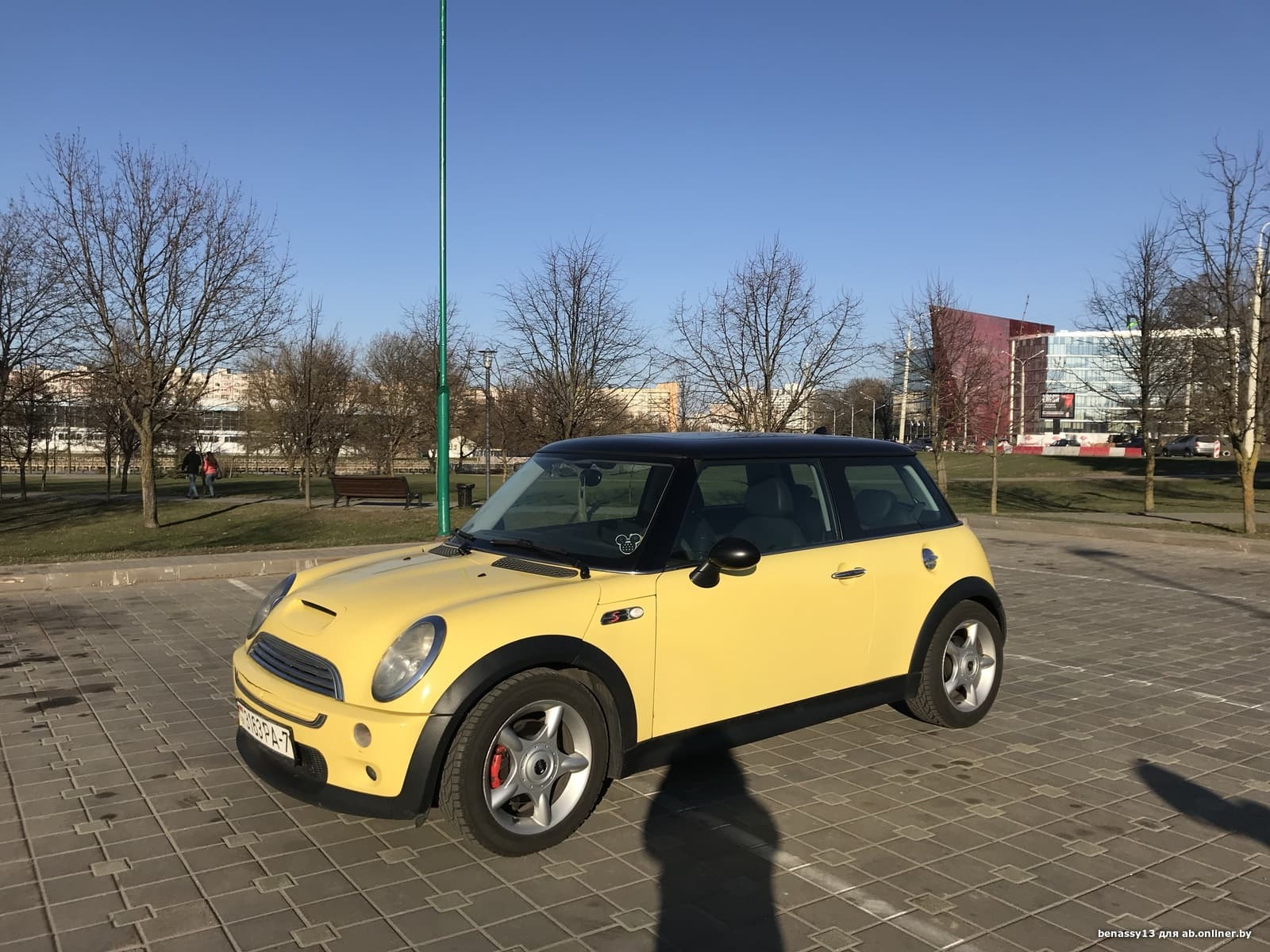Mini Cooper S 163 лс