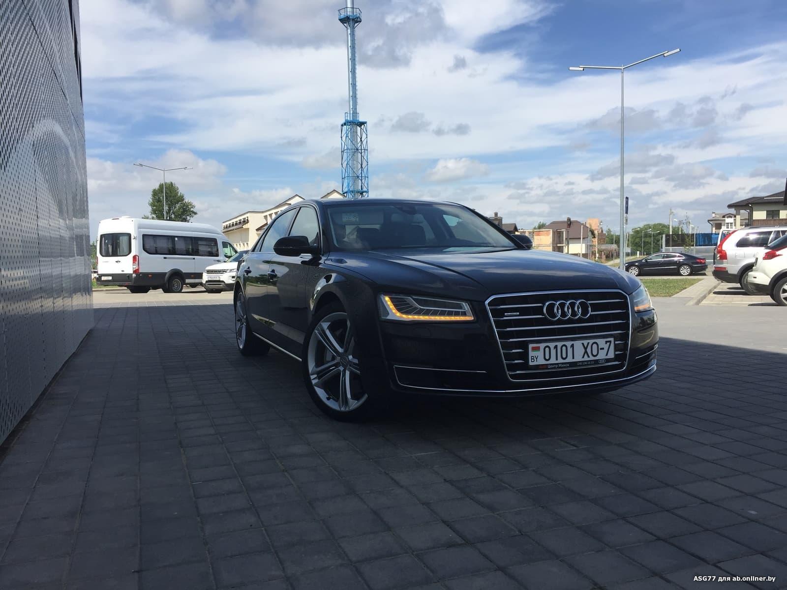 Audi A8 Exclusive