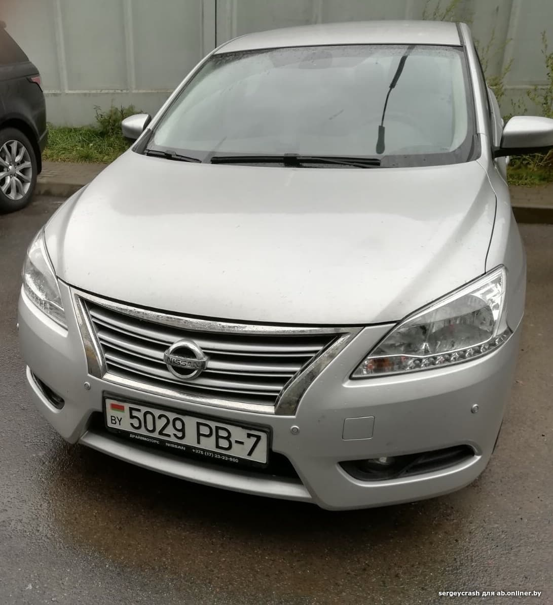 Nissan Sentra IV