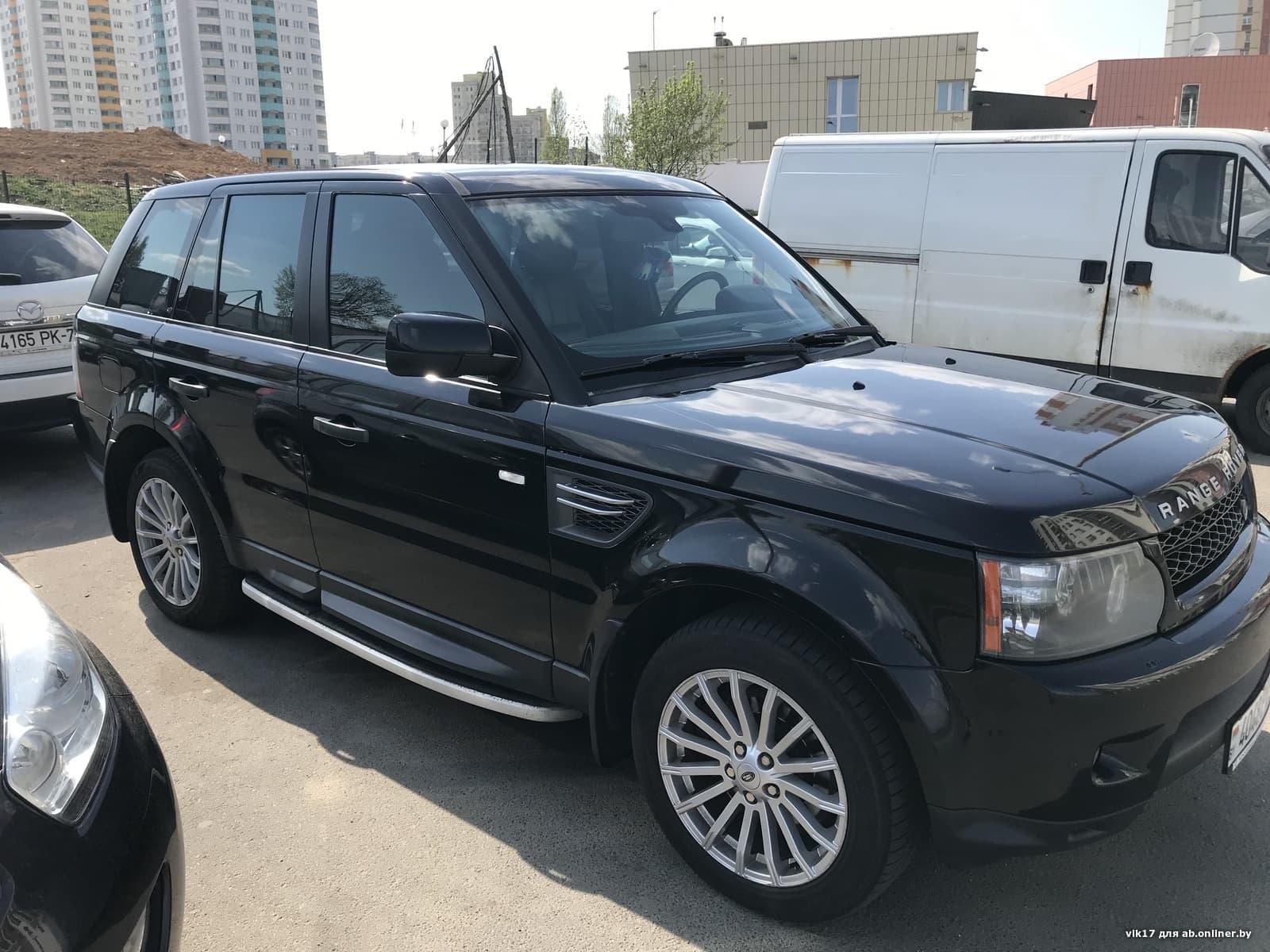 Land Rover Range Rover Sport НSE