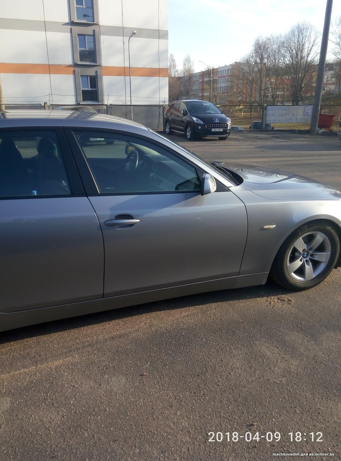 BMW 520 Е60