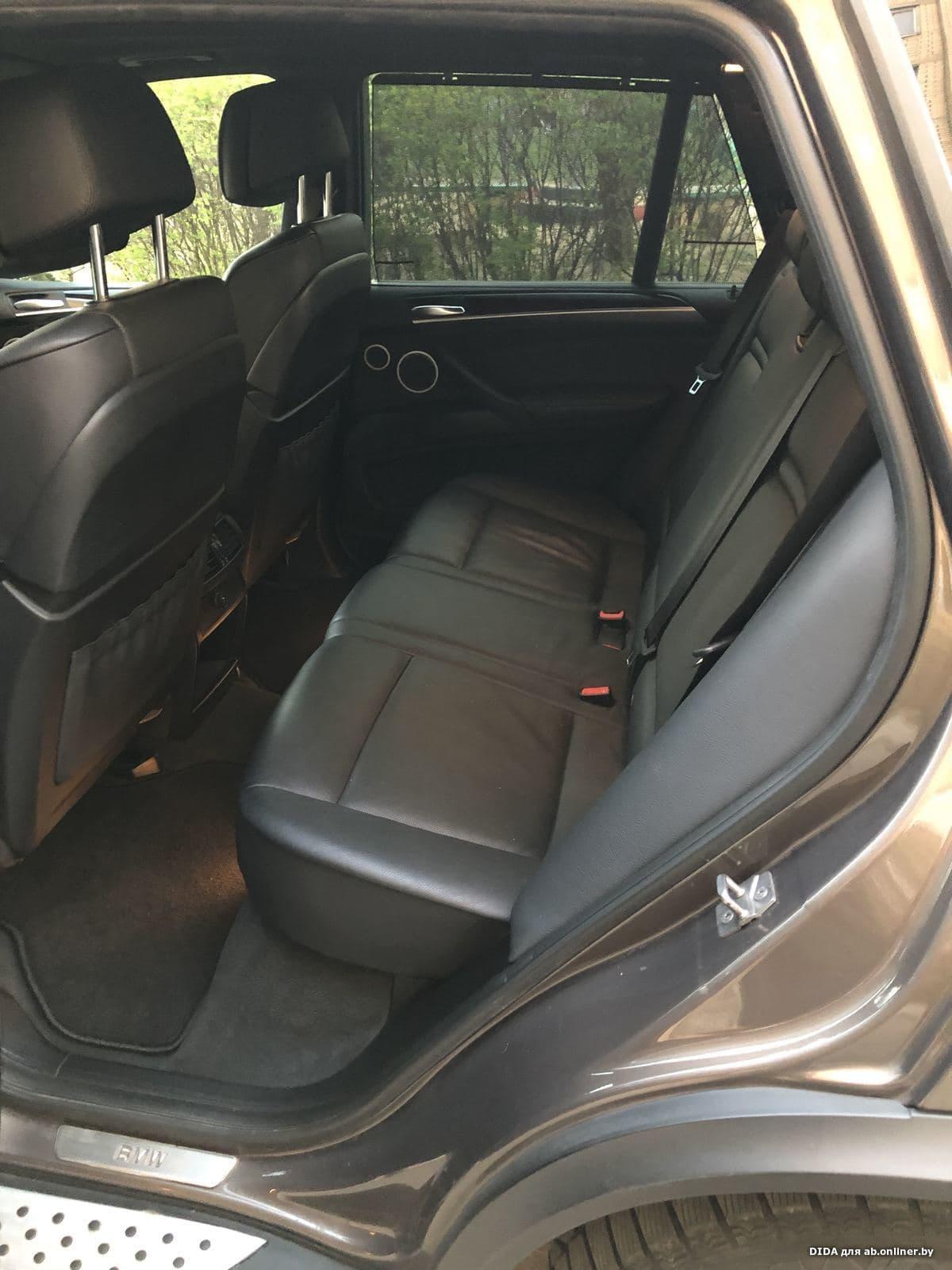 BMW X5 4.0D LCI