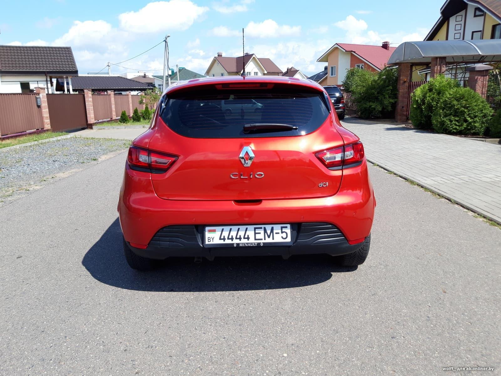 Renault Clio Red bull