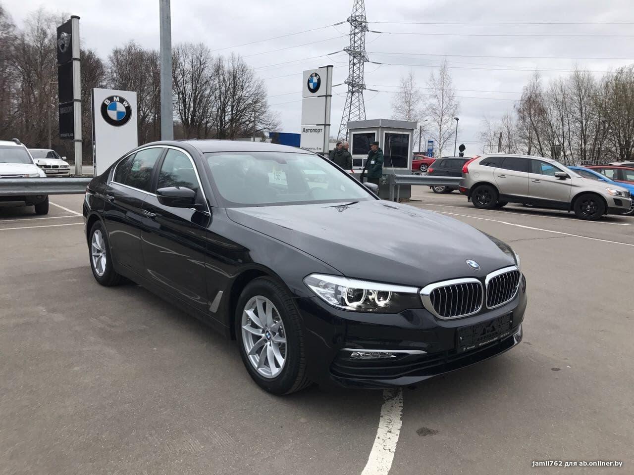 BMW 520 xDrive G30