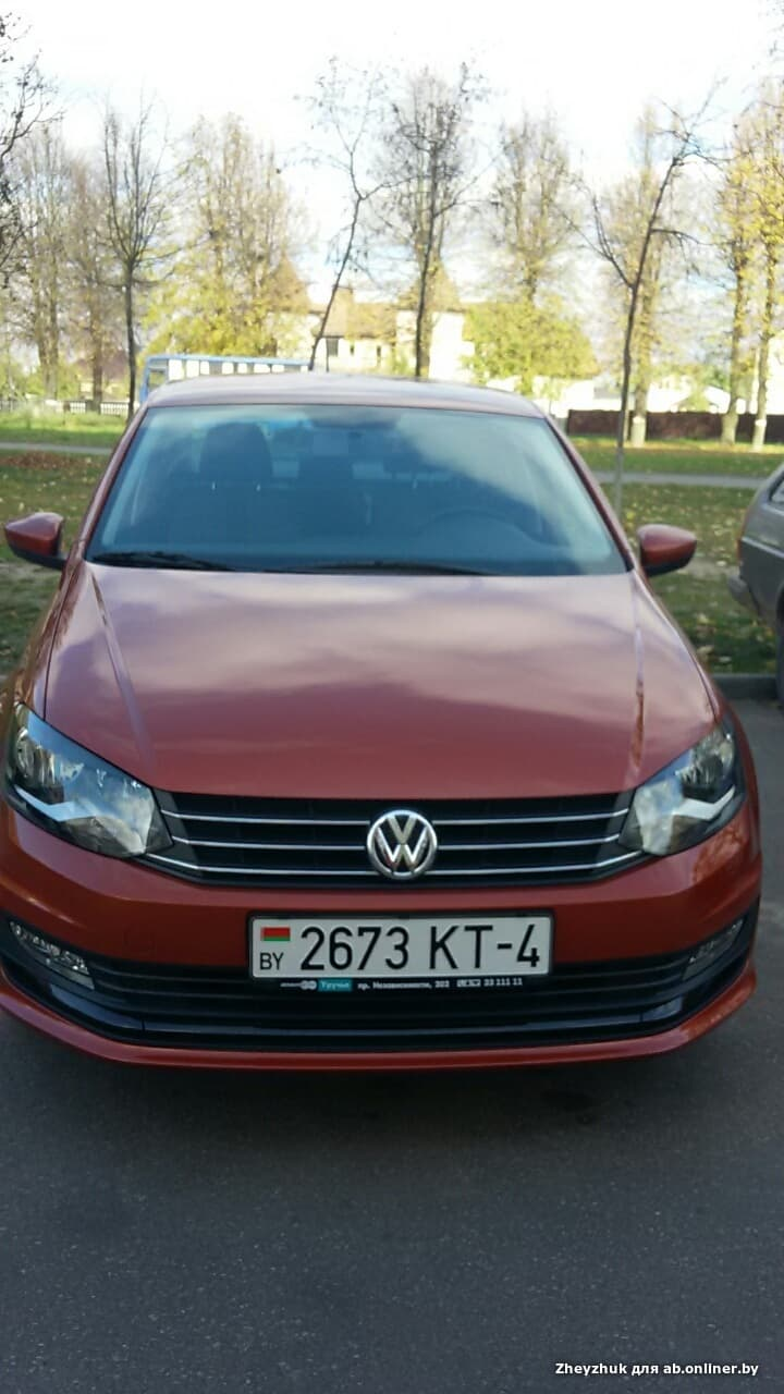 Volkswagen Polo Sedan Allstar