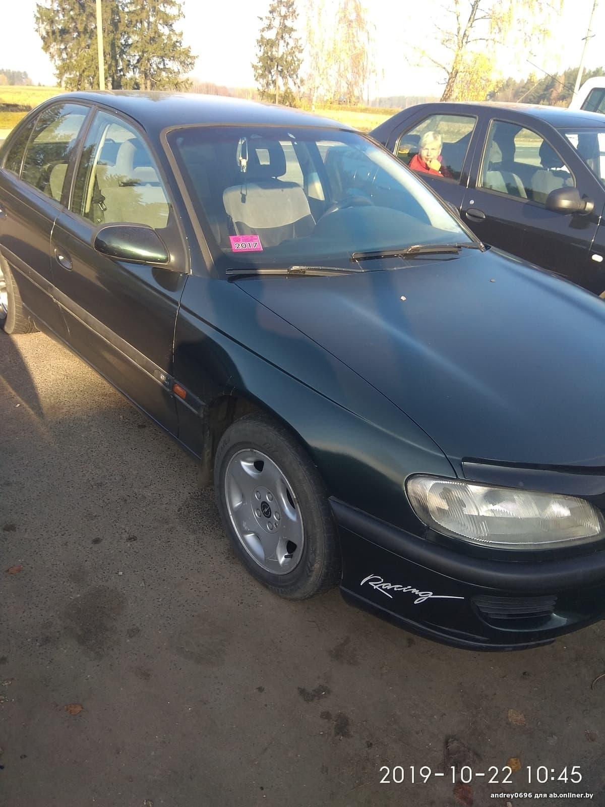 Opel Omega B