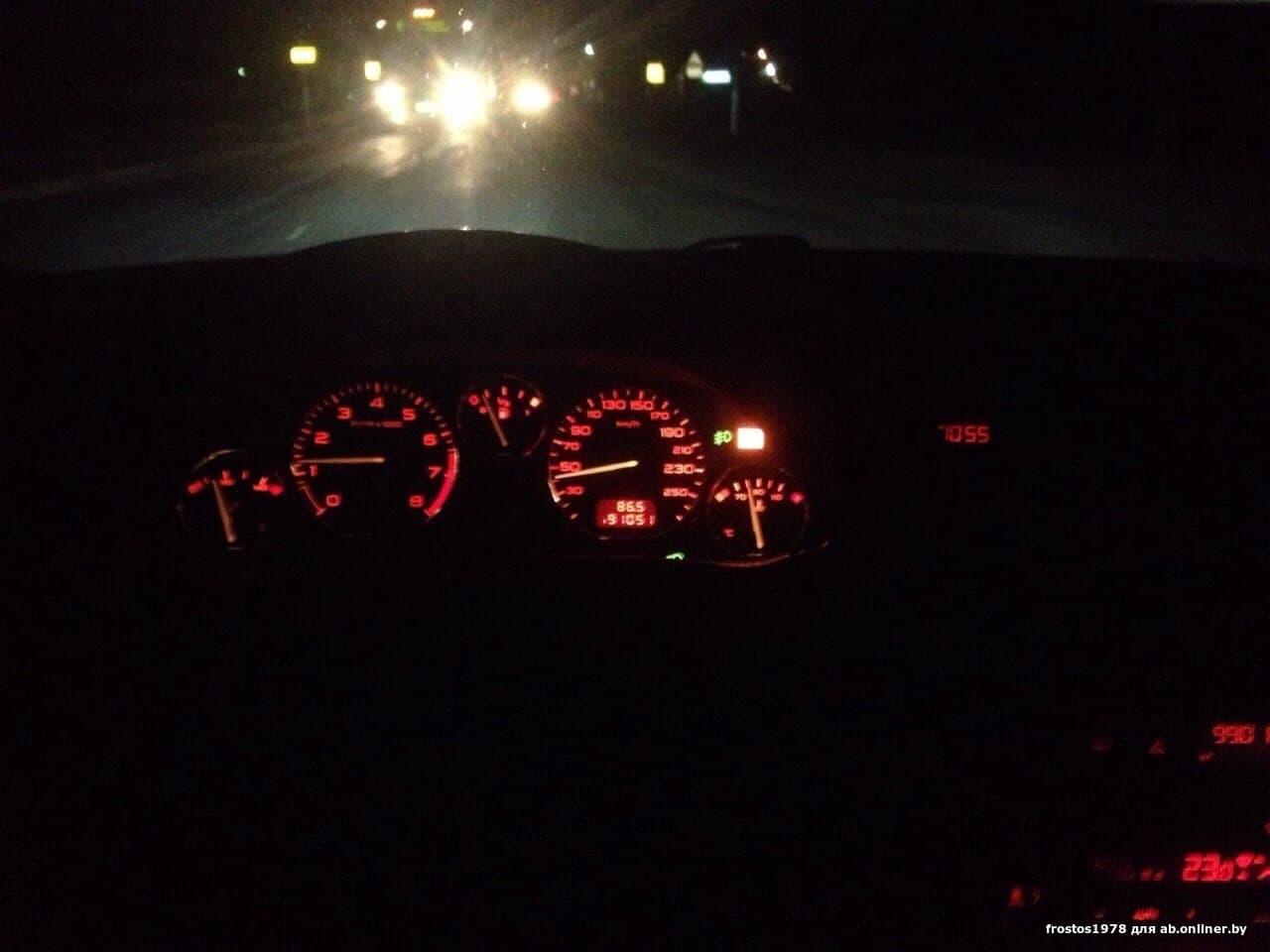 Peugeot 406 pininforina