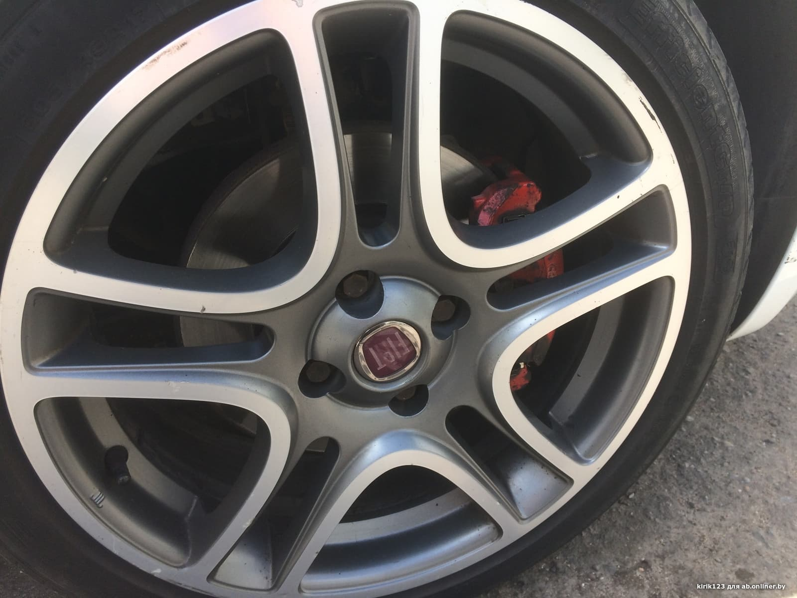 Fiat Grande Punto T-JET