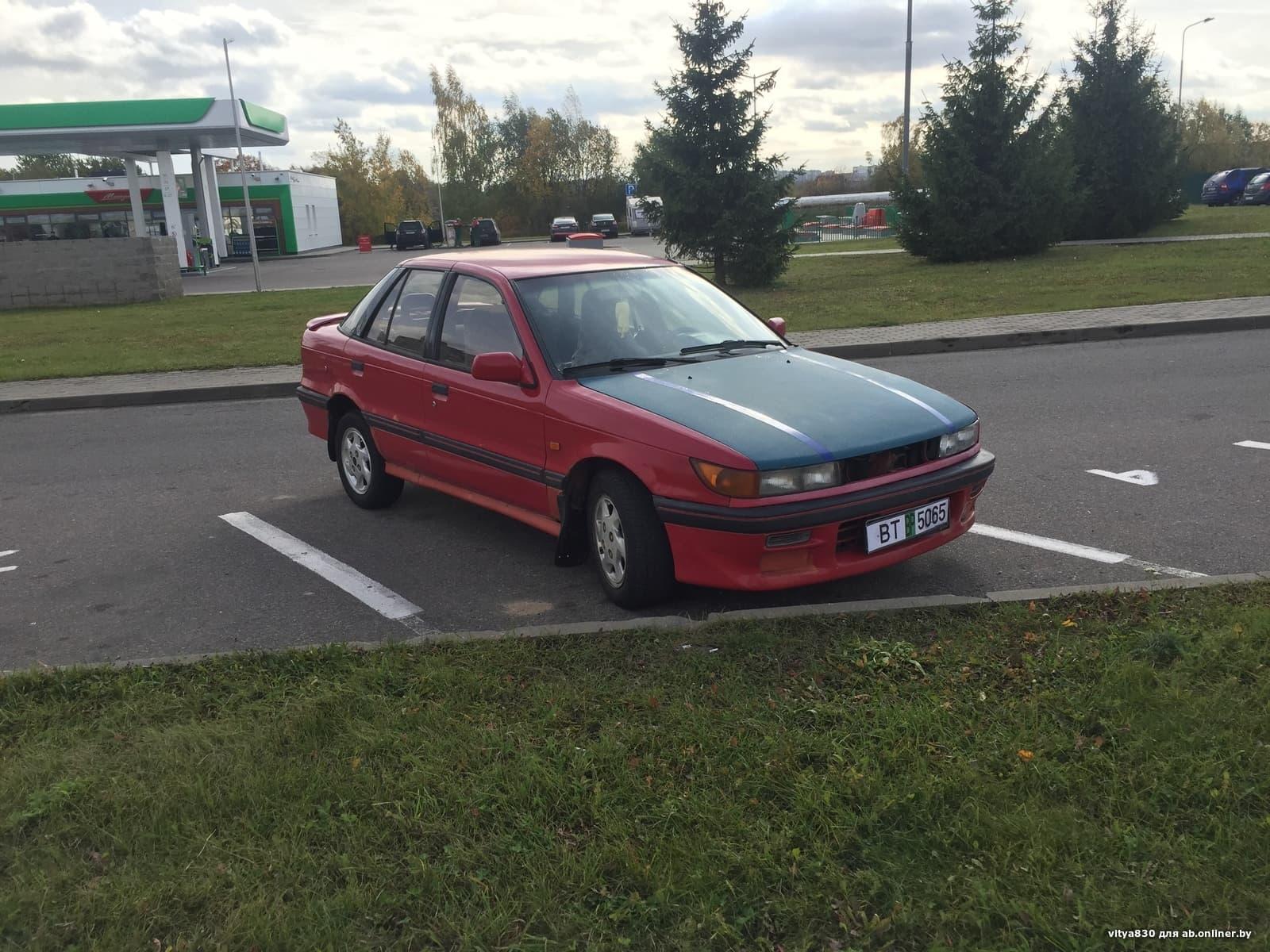 Mitsubishi Lancer Gti