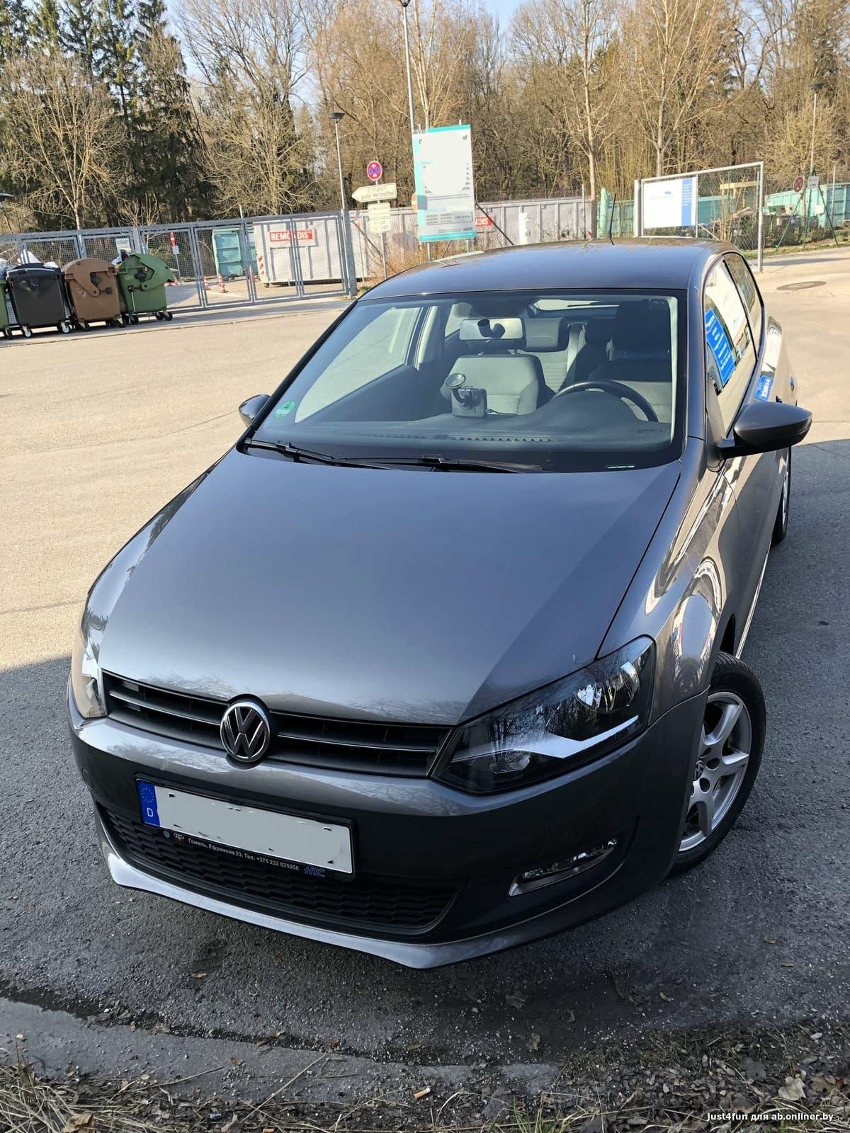 Volkswagen Polo Германия