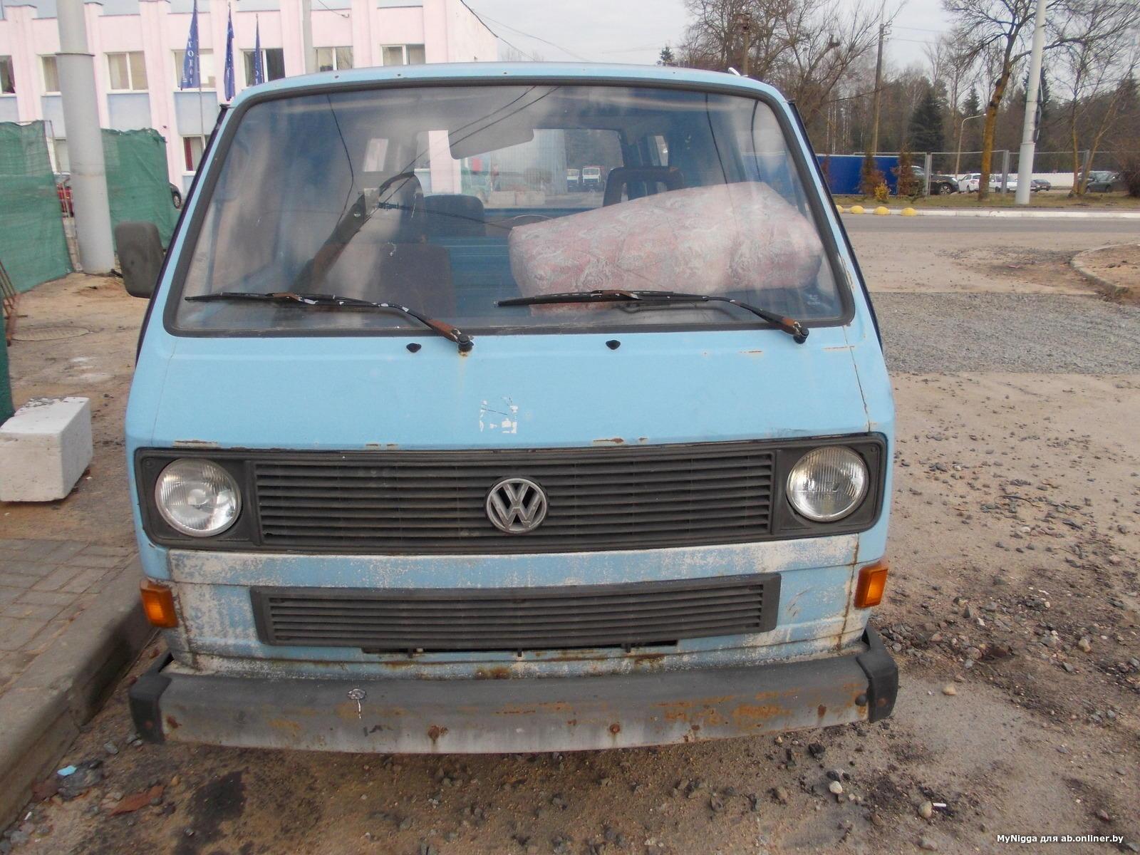 Volkswagen T3 Transporter