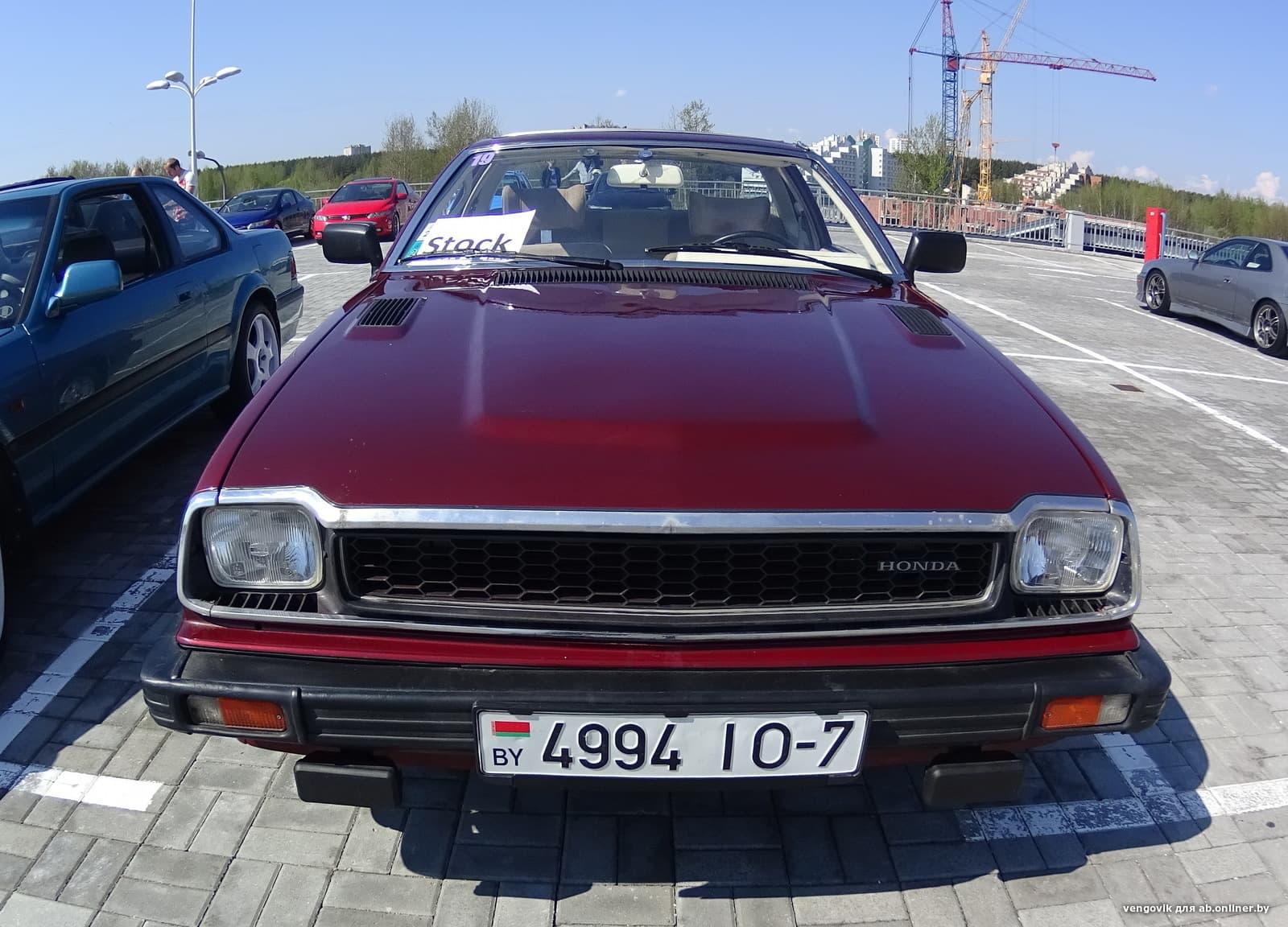 Honda Prelude SN