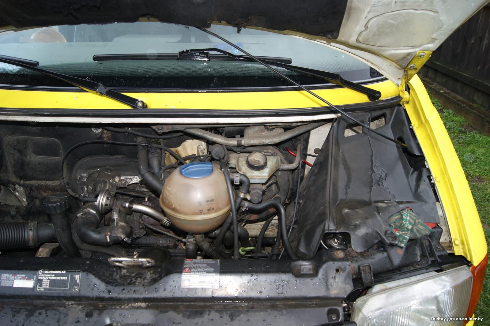 Volkswagen T4 TD Long
